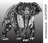 vector illustration of the... | Shutterstock .eps vector #313970909
