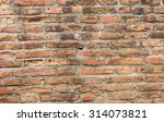 old brick wall for background | Shutterstock . vector #314073821