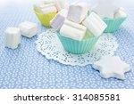 marshmallows | Shutterstock . vector #314085581