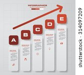 infographics vector design... | Shutterstock .eps vector #314097209