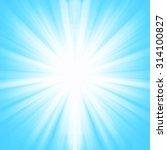 sun line abstract | Shutterstock .eps vector #314100827