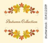 Vector Autumn Background ...