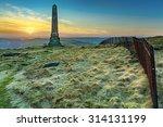 Sunset At Saddleworth War...