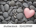 Red Heart Of The Spa Stones.