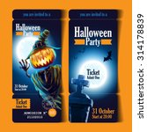 Ticket Halloween Party