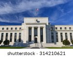 federal reserve building in... | Shutterstock . vector #314210621