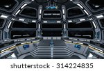 3d illustration of space station | Shutterstock . vector #314224835