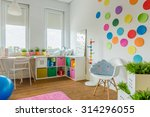Cozy Colorful Playing Room For...