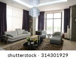 house interior | Shutterstock . vector #314301929