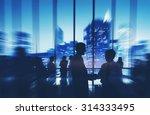 business corporate people... | Shutterstock . vector #314333495