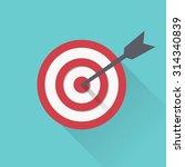 target icon | Shutterstock .eps vector #314340839