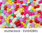 Pill Colorful