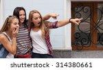 Three Girls Saw Something...