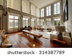 house interior   Shutterstock . vector #314387789