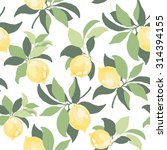 seamless vector pattern with... | Shutterstock .eps vector #314394155