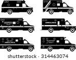 silhouette illustration of... | Shutterstock .eps vector #314463074