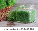 Sea Bath Salt With Pine Extrac...