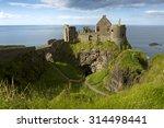 Dunluce Castle  Antrim ...