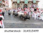 Pamplona  Spain   July 12 ...