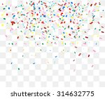 abstract background with many... | Shutterstock .eps vector #314632775