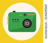 camera theme elements vector eps | Shutterstock .eps vector #314639069