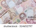 thai bill | Shutterstock . vector #314652797