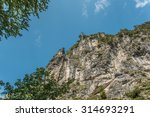 patches of blue sky among the... | Shutterstock . vector #314693291