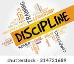 discipline word cloud  business ...   Shutterstock .eps vector #314721689