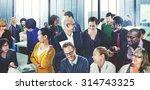 business people team teamwork... | Shutterstock . vector #314743325