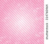 pink background in the line to... | Shutterstock . vector #314760464