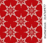 christmas sweater design....   Shutterstock .eps vector #314769977