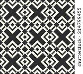 vector seamless pattern.... | Shutterstock .eps vector #314799455