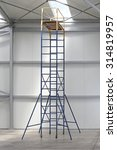 mobile scaffold tower platform...