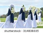 wedding setup | Shutterstock . vector #314838335
