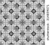 design seamless monochrome... | Shutterstock .eps vector #314859071