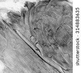 abstract aquarelle texture... | Shutterstock . vector #314883635