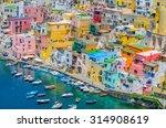 Italian Island Procida Is...