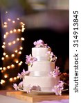 wedding cake | Shutterstock . vector #314913845