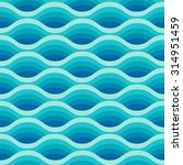 wave seamless pattern. abstract ... | Shutterstock . vector #314951459