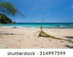 banana beach in phuket  | Shutterstock . vector #314997599
