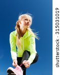 sport and lifestyle concept  ...   Shutterstock . vector #315031019