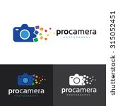 camera logo photography logo... | Shutterstock .eps vector #315052451