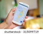 lviv  ukraine   sept 09  2015 ... | Shutterstock . vector #315099719
