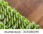 colorful pasta  | Shutterstock . vector #315180194
