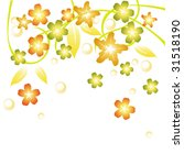 floral background 2 | Shutterstock . vector #31518190