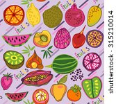 awesome vector pattern of...   Shutterstock .eps vector #315210014
