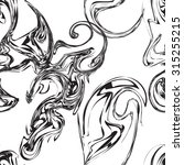 black and white background.... | Shutterstock . vector #315255215