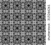 doodle seamless pattern in... | Shutterstock .eps vector #315266261