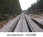 rail | Shutterstock . vector #315388