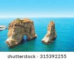 Symbol Of Lebanon Capital...